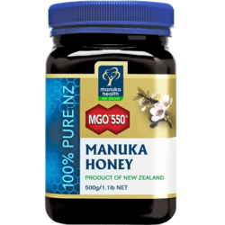 Miere de Manuka (MGO 550+) 500g MANUKA