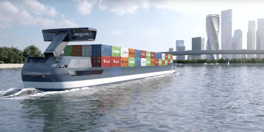Tesla conquistará el transporte acuático con barcazas eléctricas ...