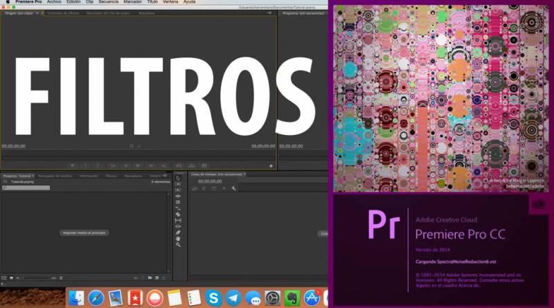 Filtros, Tutorial Adobe Premier Pro CC