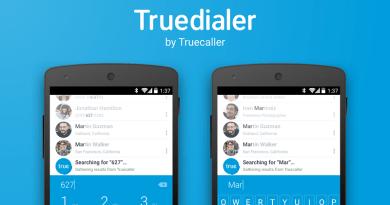 Review: Truedialer -Teclado & Contacto