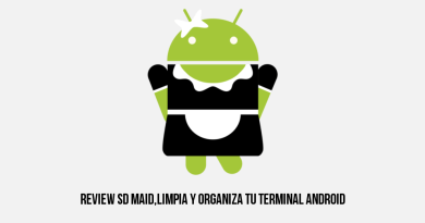 Review SD Maid, limpia y organiza tu terminal android