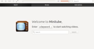 Review: Minitube, el cliente de YouTube para PC