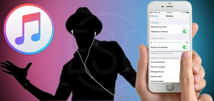 escapedigital-Como poner un tono de llamada personalizado en iPhone