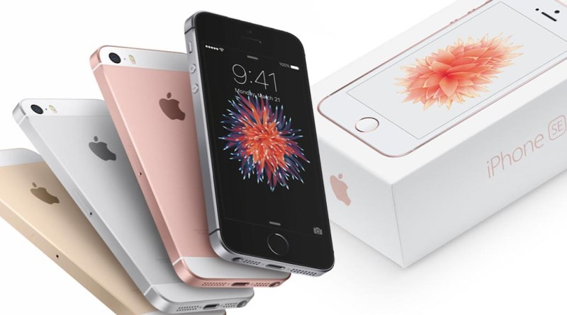 EscapeDigital - Apple Presentó el iPhone SE-main
