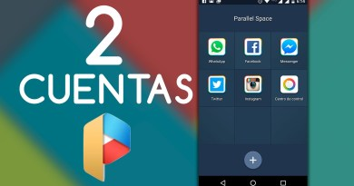 Parallel, 2 cuentas de una Red Social en Android