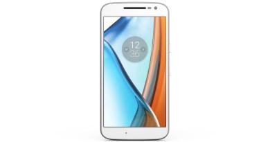 Motorola presenta el Moto G4 y Moto G4 Plus