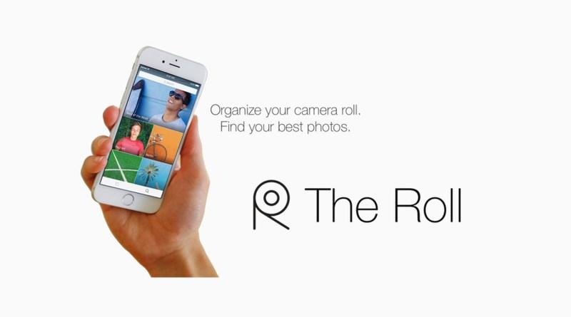 The Roll, la App que organiza automáticamente las fotos de tu iPhone