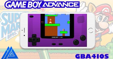 Nintendo Game Boy en iPhone