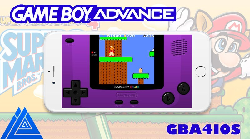 Nintendo Game Boy en iPhone