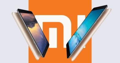 Xiaomi Mi 6 4G Smartphone y Xiaomi Mi Pad 3 Tablet PC oferta de Gearbest