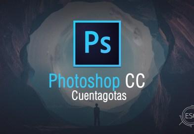 Herramientas: Cuentagotas en Photoshop