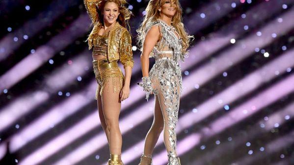 El show de Shakira y JLo es el más visto en la historia de YouTube