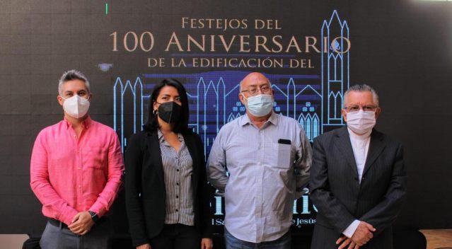 Celebrarán el centenario de la edificación del Templo Expiatorio de León