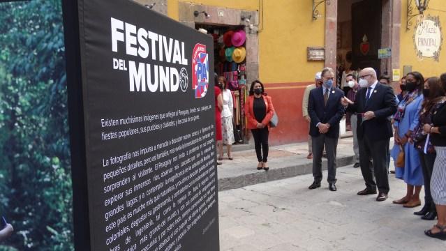 """SMA es sede de expresiones culturales y artísticas del """"Mundo"""""""