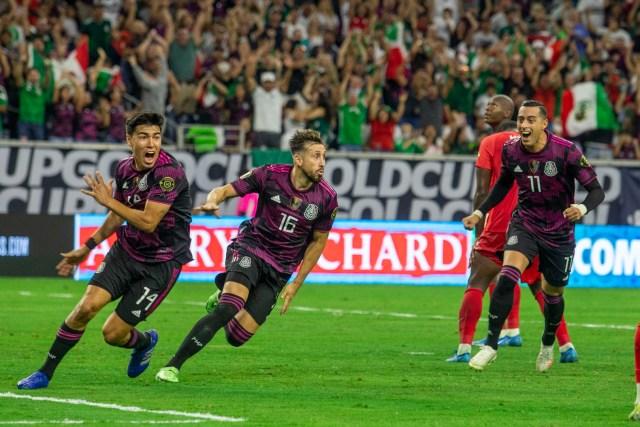 Herrera, el héroe con el que México superó a Canadá en los últimos segundos