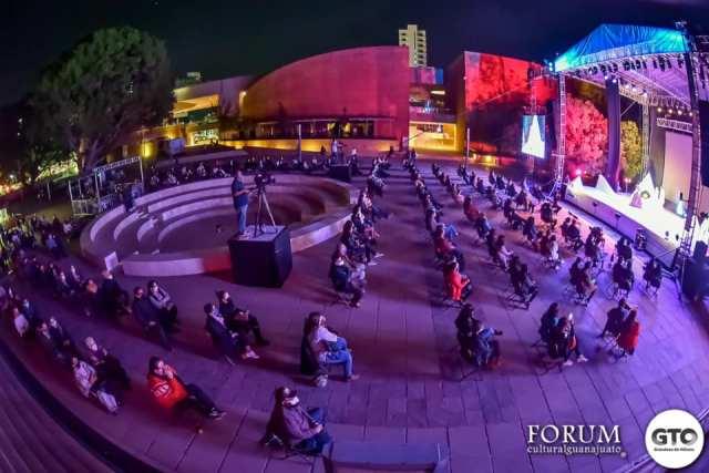 15 años de historia de El Forum Cultural Guanajuato