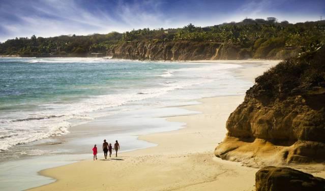 Conoce 5 playas en Riviera Nayarit para vacacionar sin aglomeraciones