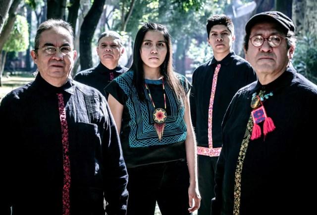 Conmemora Tribu a los pueblos indígenas en el Teatro Juárez