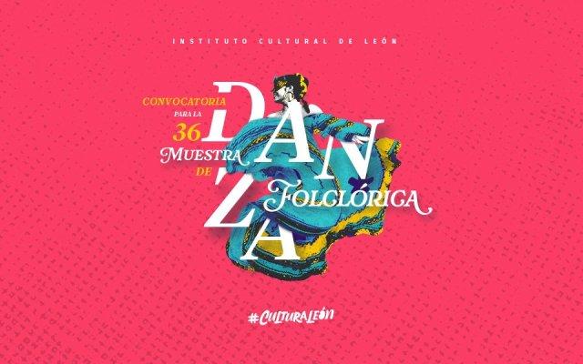 Sé parte de la 36 Muestra de Danza Folclórica