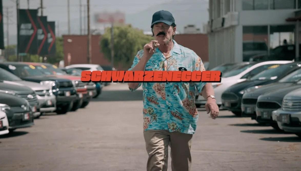 Schwarzenegger Elektroauto