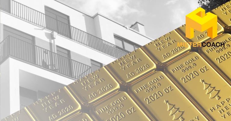 Vergleich Gold Immobilien