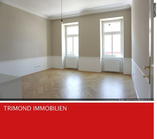 Wunderschöne und unbefristete Altbauwohnung - Wohnung ...
