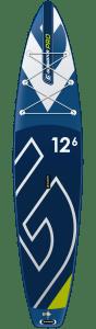 mietSUP - Gladiator pro 12.6 von 2020