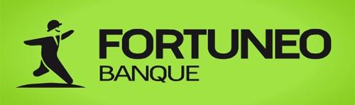 Logo Fortuneo Banque
