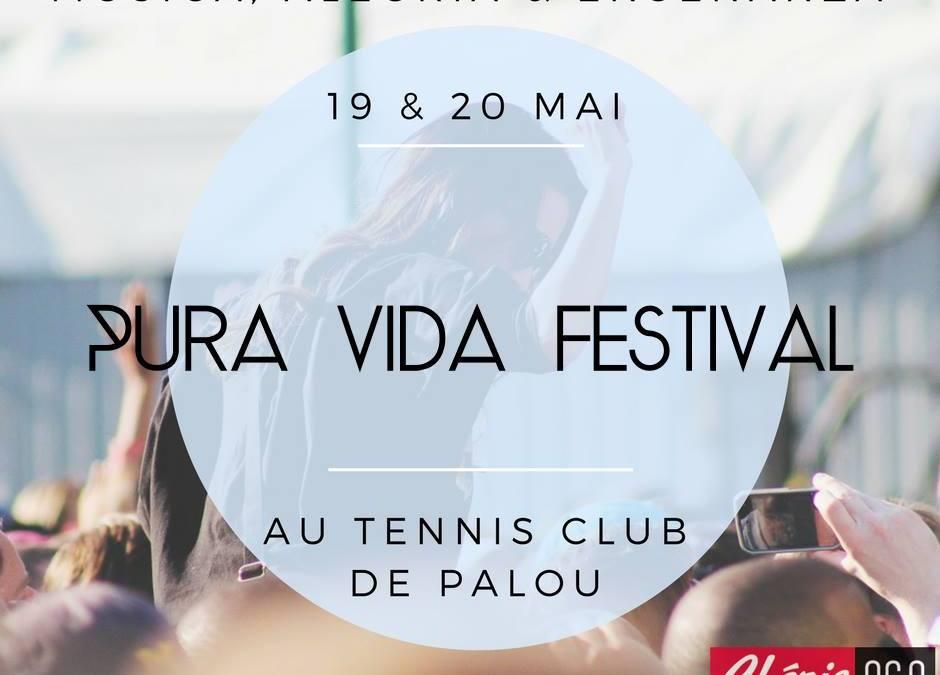 PURA VIDA FESTIVAL DU BIEN-ETRE #1 – 19 & 20 Mai 2018