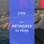 pêche poisson mer lieu lieus lieux épave