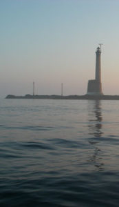 grand large phare pêche Cotes darmor 22 poissons record