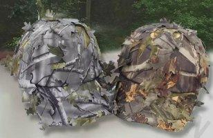 2 casquettes aliexpress pas cher couleur camouflage pêcheur du dimanche