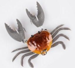 leurre pinces en lair crabe