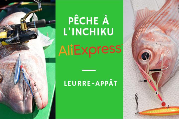 Liste d'inchiku AliExpress pas chers et qui prennent du poisson