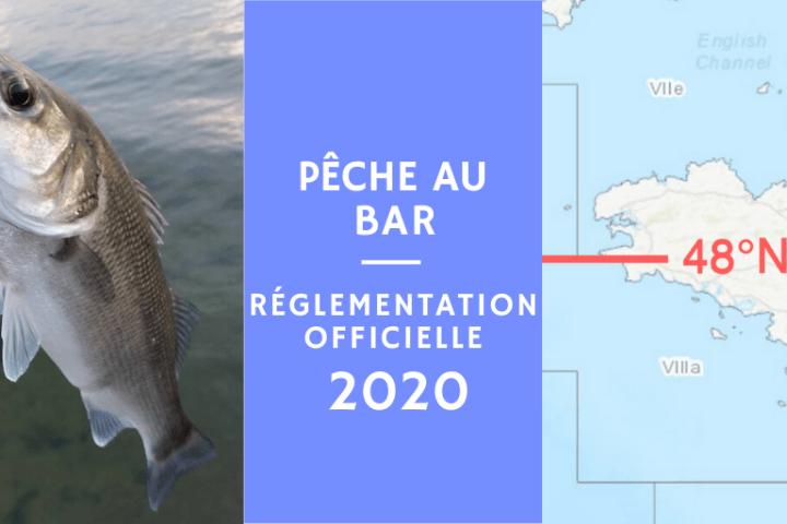 Pêche de plaisance du poisson bar autorisation en France limite par jour et par pêcheur