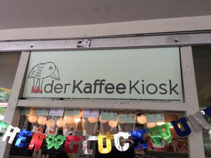 Kaffekiosk am Wilhelmplatz 1a