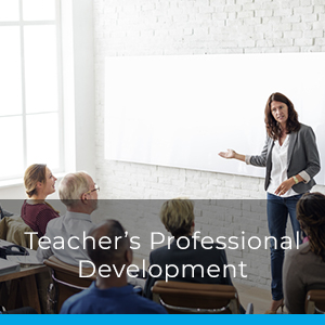 Teacher's Professional Development Programs