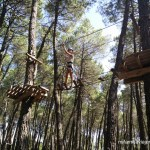 Parque aventuras, Sierra de las Quilamas