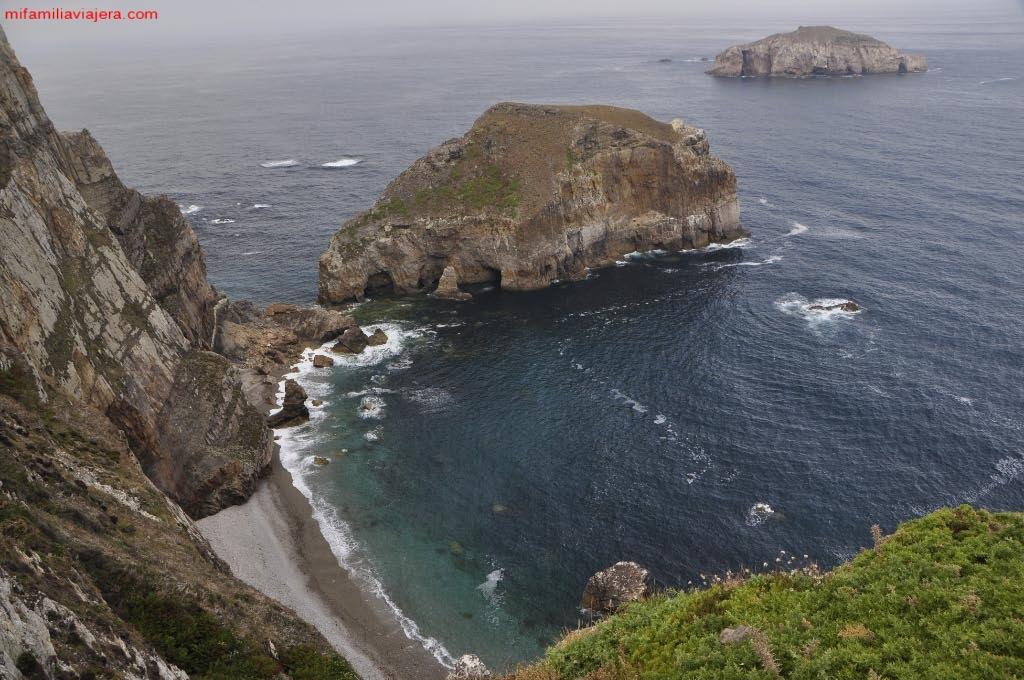 Islotes del Cabo Peñas