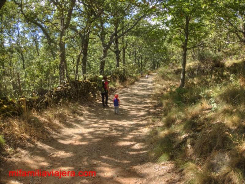 Sendero Sierra Candelario