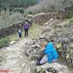 Ruta petroglifos del Tesito de los Cuchillos o de la Zambrana, Las Erías, Castillo, Las Hurdes