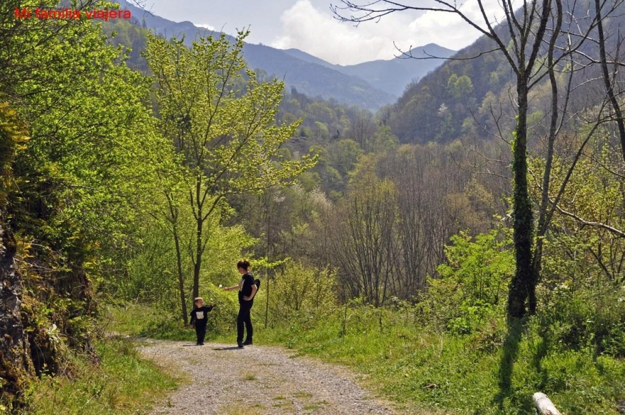 Cascada de Xurbeo, Asturias
