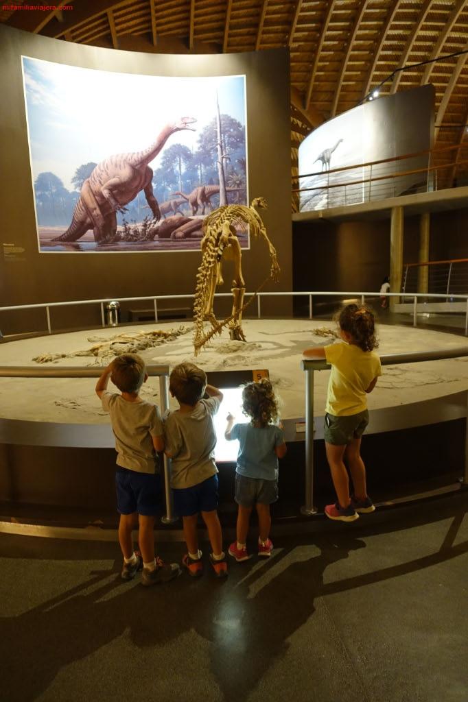 Museo Jurásico de Asturias