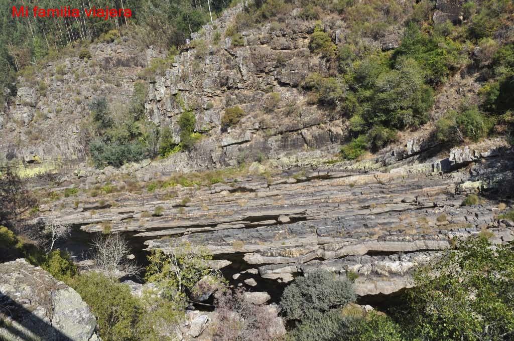Pasarelas de Paiva, geoparque de Arouca, Portugal