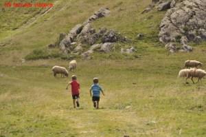 Senderismo con niños: Cómo caminar por distintos terrenos