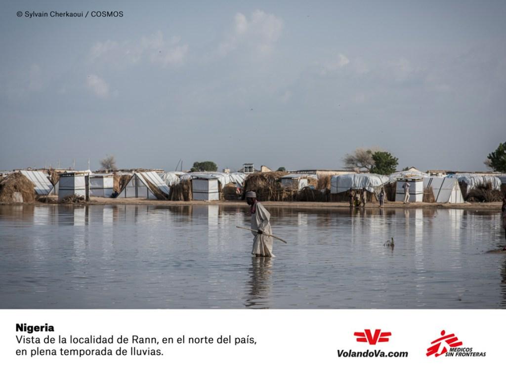 Nigeria, Médicos Sin Fronteras