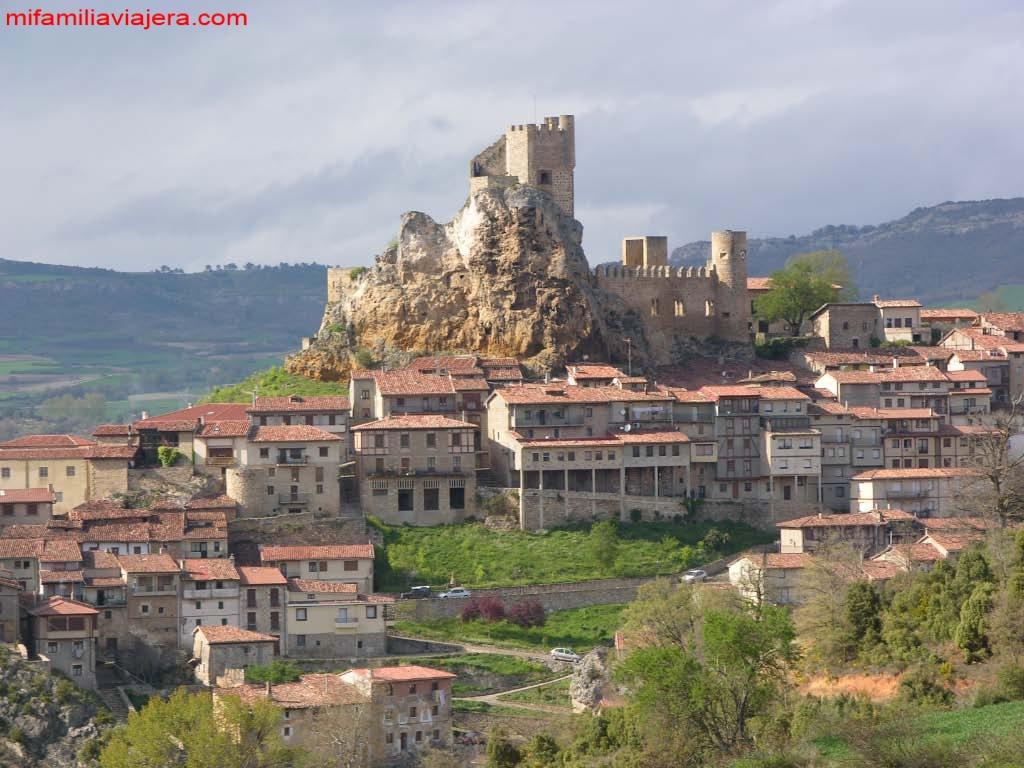 Raíces de Castilla, Frías, Burgos