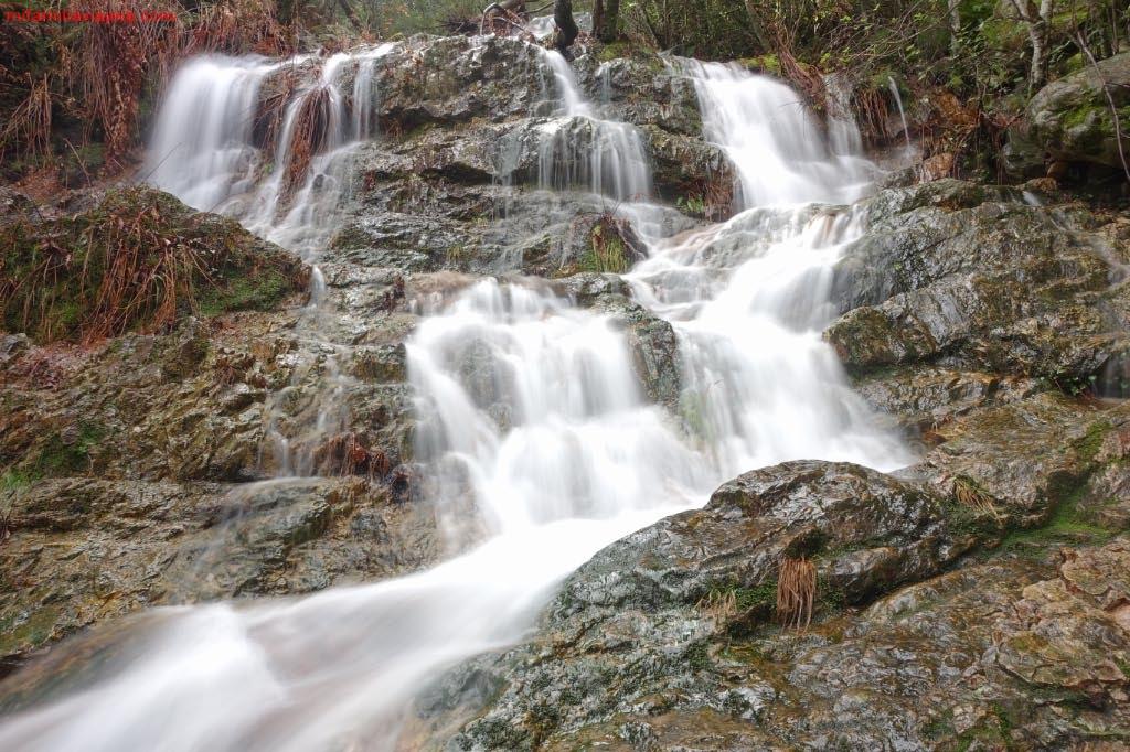 Salto de agua de Las Batuecas