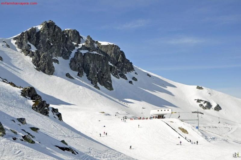Estación de Esquí de San Isidro, León