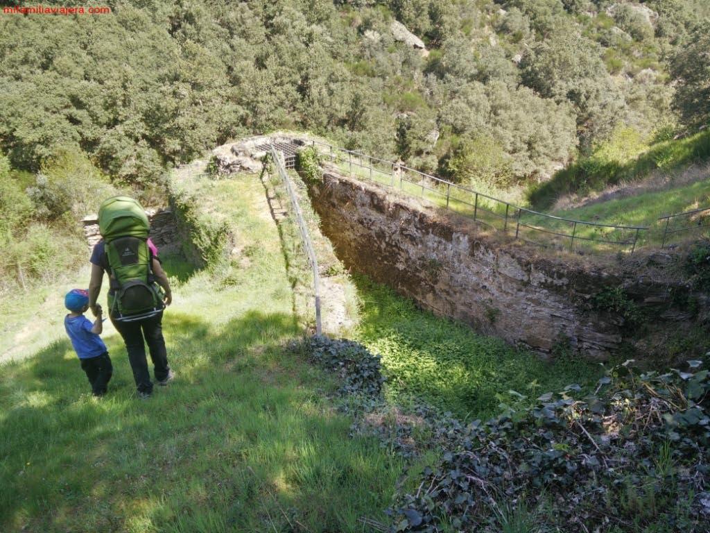 Molino del Cubo, Villadepera, Sayago, Zamora